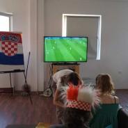 U NARI se pratila utakmica Hrvatske i Argentine